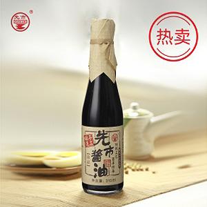 江苏珍品酱油单瓶310ml