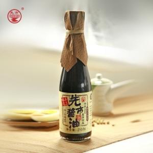 北京三年熟成酱油单瓶210ml