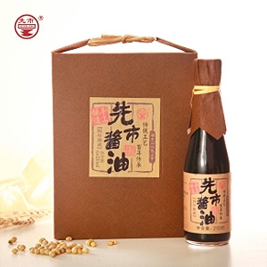 北京四年熟成礼盒装(210mlX6)